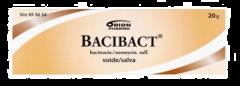 BACIBACT 500 IU/g+5 mg/g voide 20 g