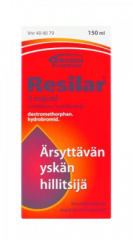 RESILAR 3 mg/ml oraaliliuos 150 ml